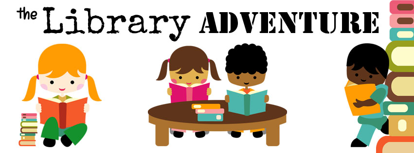 Introducing The Library Adventure! Coming September 2013