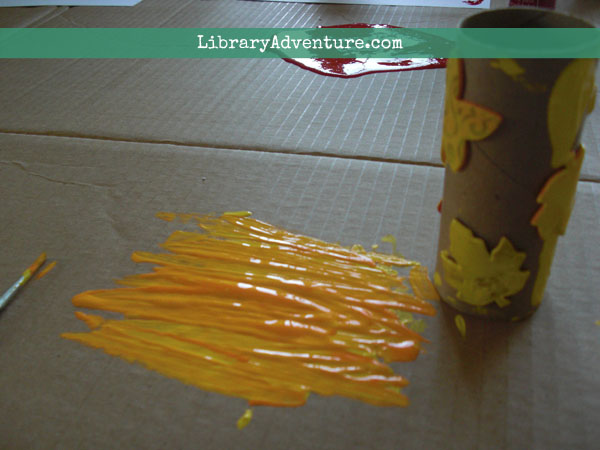 Hands-On Activity for Autumn Leaves by Ken Robbins