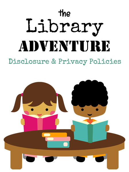 The Library Adventure's disclosure and privacy policies