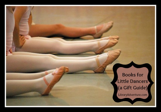 Books for Young Dancers (a Gift Guide)