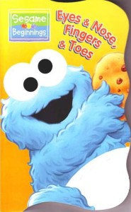 Eyes and Nose, Fingers and Toes - Sesame Street