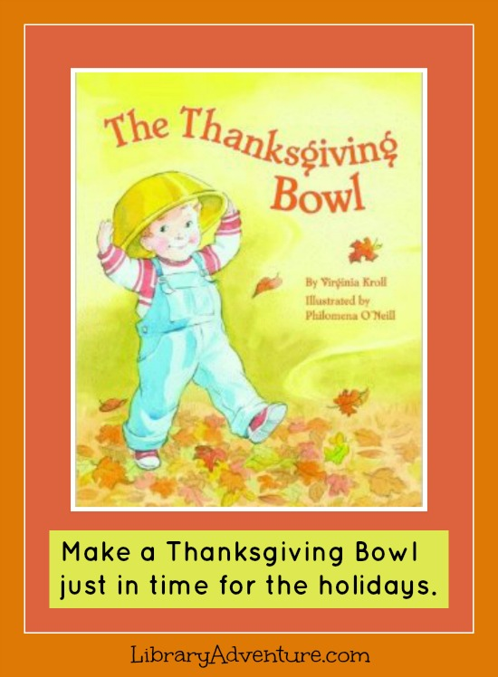 Make Your Own Thanksgiving Bowl