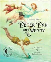 Peter Pan and Wendy on AMazon (affiliate link)