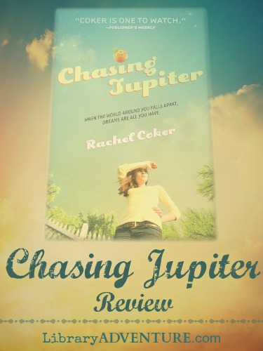 Chasing Jupiter by Rachel Coker (a review)