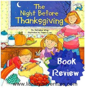 The Night Before Thanksgiving (a Review)