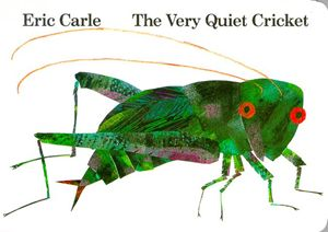 The Very Quiet Cricket on Amazon (affiliate link)