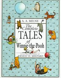 The Complete Tales of Winnie-the-Pooh on Amazon (affiliate link)