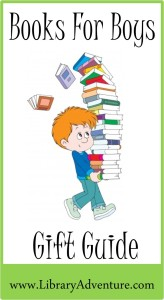 Books for Boys (a Gift Guide)