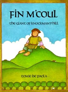 Fin M'Coul, the Giant of Knockmany Hill Book Review