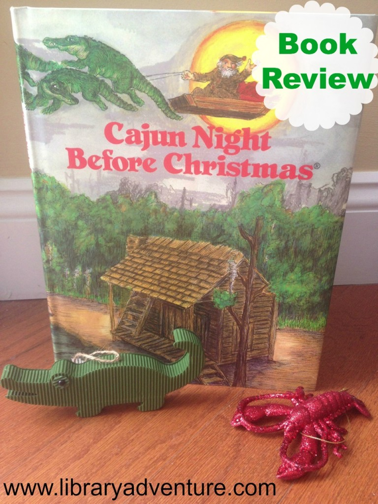 Cajun Night Before Christmas {A Review}