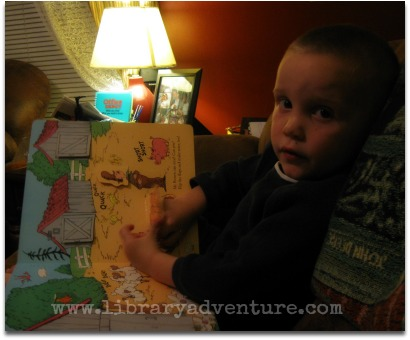 The Cat in the Hat's Great Big Flap Book by Dr. Seuss (a Review)