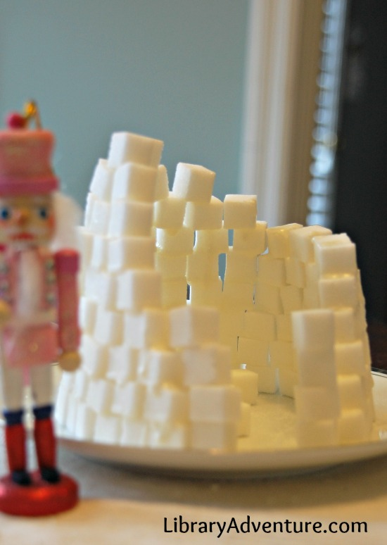 Igloo with Nutcracker