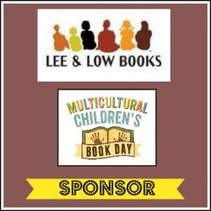 Lee & Low Books - a Multicultural Children's Book Day sponsor