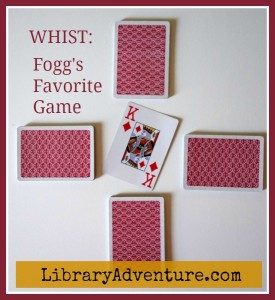 Learn How to Play Whist at LibraryAdventure.com