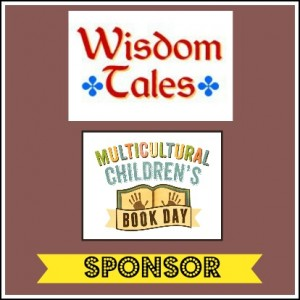 Wisdom Tales - a Multicultural Children's Book Day sponsor