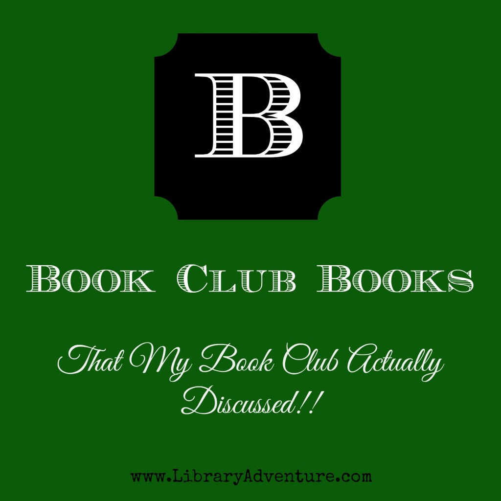 Book Club Books