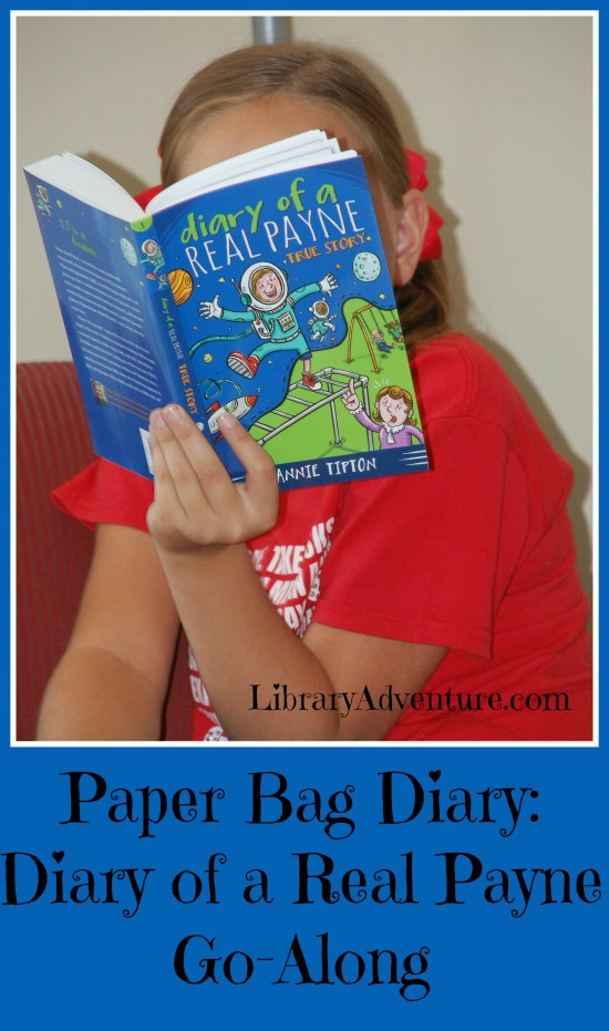 Diary of a Real Payne Book Activity
