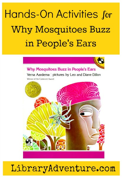 Hands-On Activity for Why Mosquitoes Buzz in People's Ears