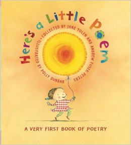 Here's a Little Poem: #Poetry for Kids | thelibraryadventure