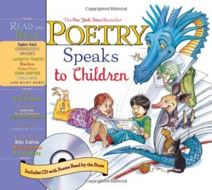 #Poetry Speaks to Children | thelibraryadventure.com