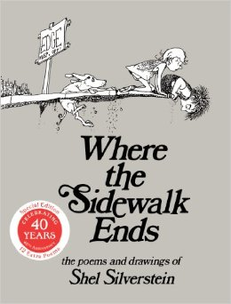 Shel Silverstein #Poetry for Kids | the libraryadventure.com