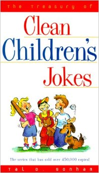 Treasury of Clean Cildren's Jokes by Tal Bonham