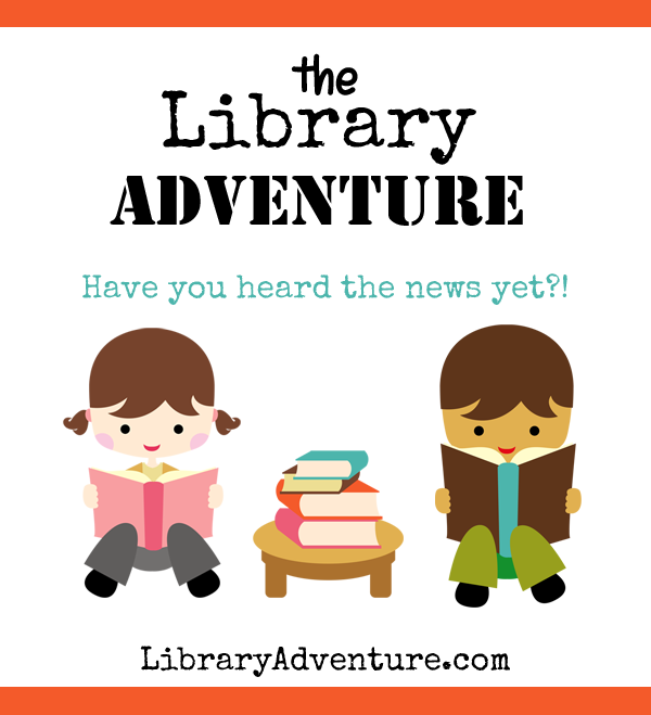 Have you heard The Library Adventure's news?
