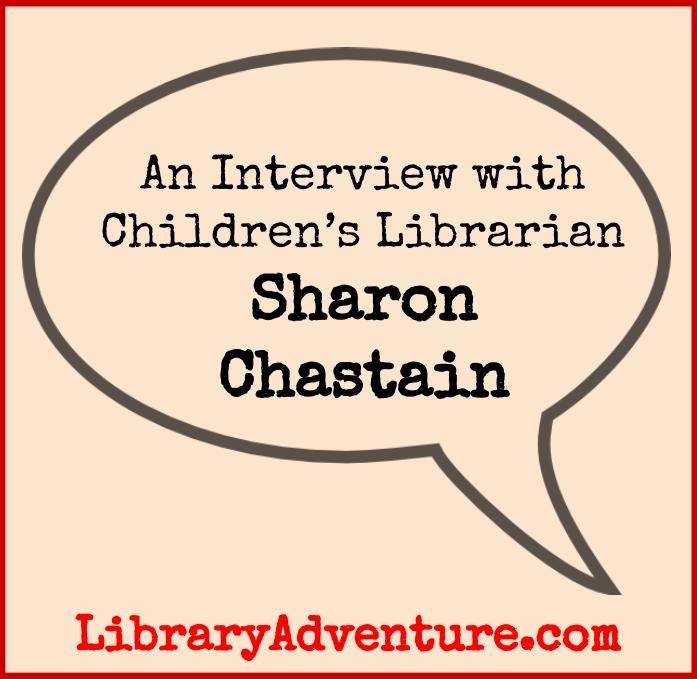 Meet Sharon Chastain, Children's Librarian