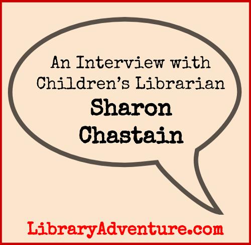 Meet Sharon Chastain, Children's Librarian on LibraryAdventure.com