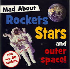 Mad About Rockets, Stars, and Outer Space!