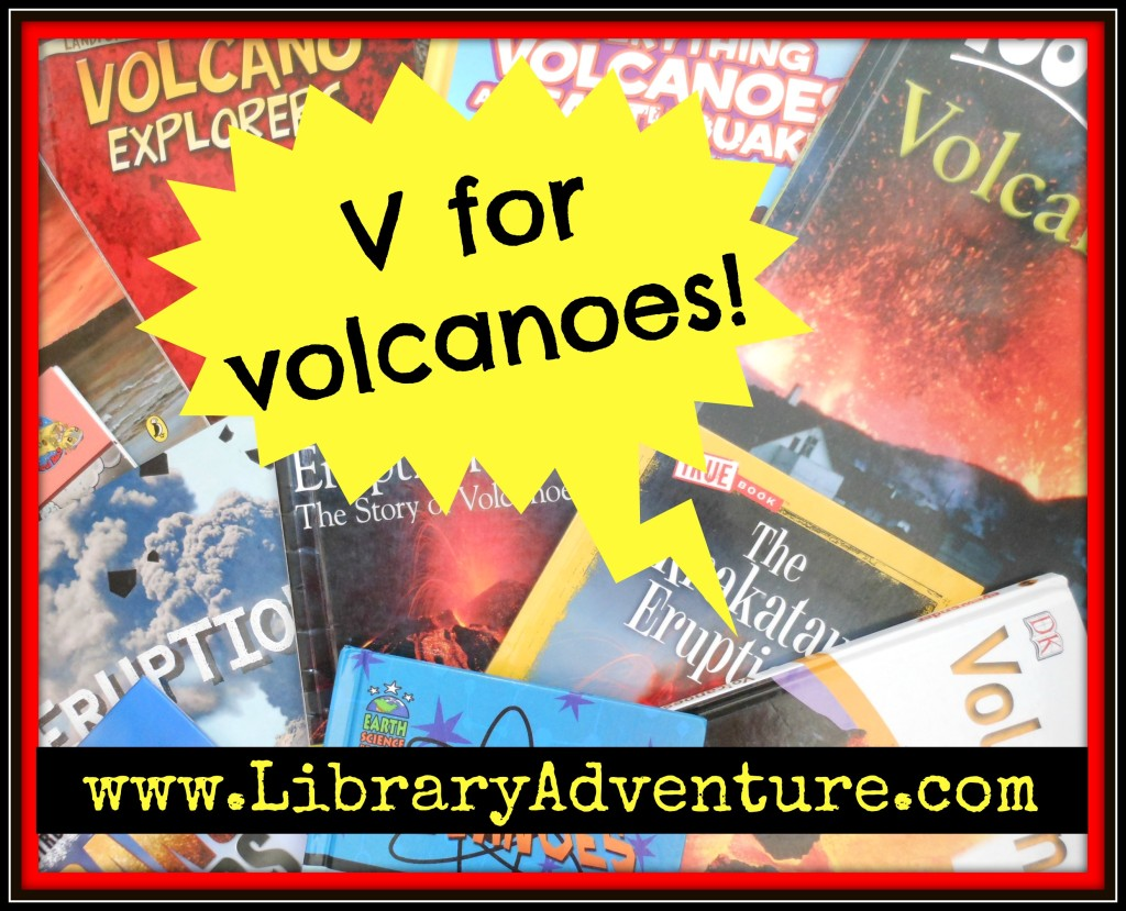 10 Books About Volcanoes for Kids