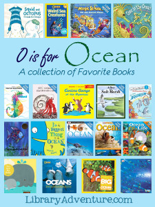 O is for Ocean - A collection of favorite books