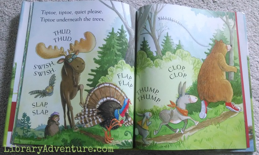 Using Picture Books to Accompany Developmental Therapy {LibraryAdventure.com}