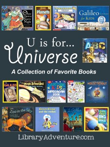U is for Universe - A Collection of Favorite Books