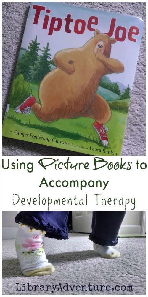 Using Picture Books to Accompany Developmental Therapy