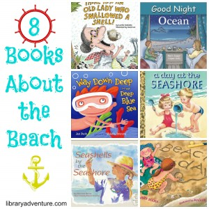 8 Books About the Beach