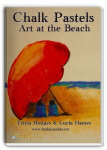 Chalk Pastels: Art at the Beach
