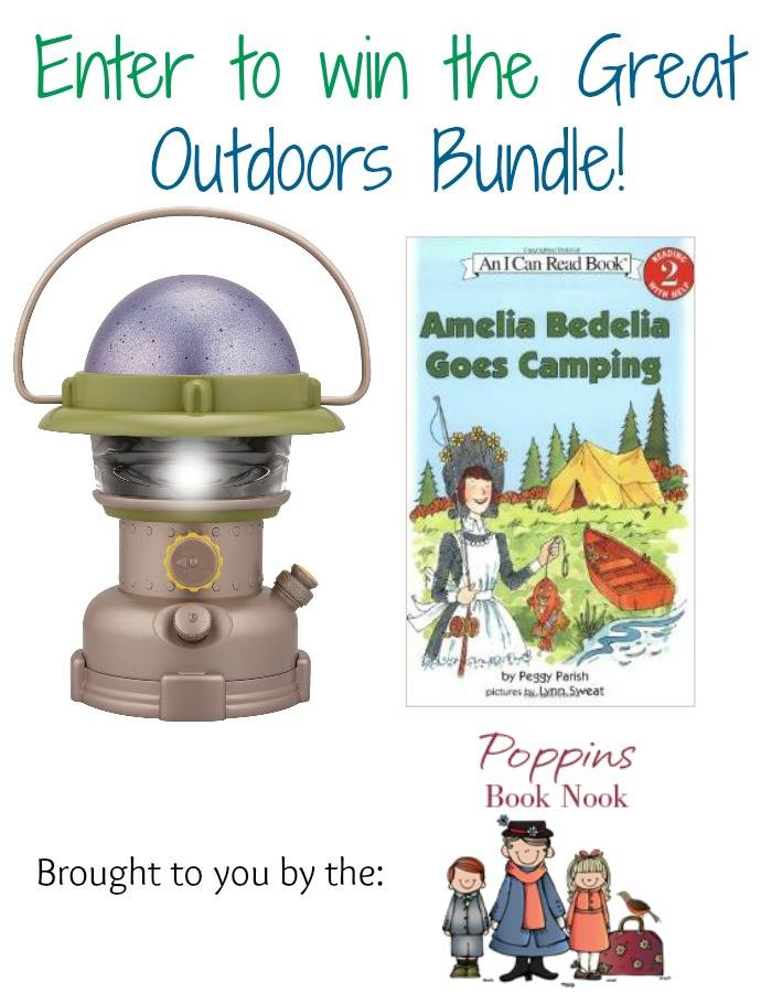 Great Outdoors Bundle giveaway from the Poppins Book Nook team!