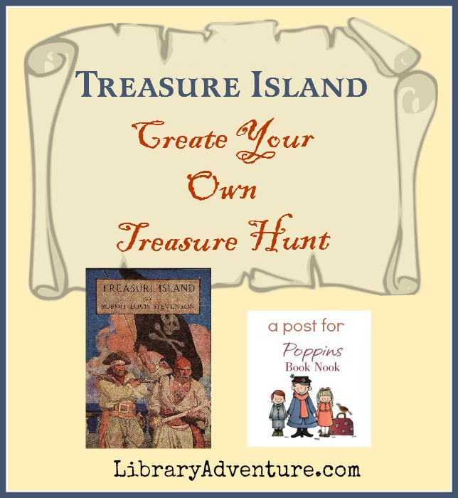 Treasure Island: Creature Your Own Treasure Hunt
