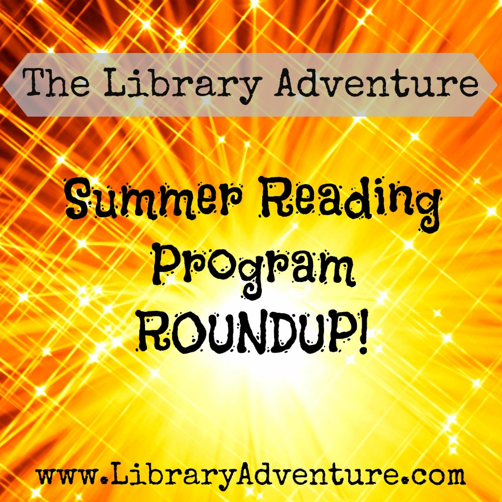 Summer Reading Program Roundup! on LibraryAdventure.com