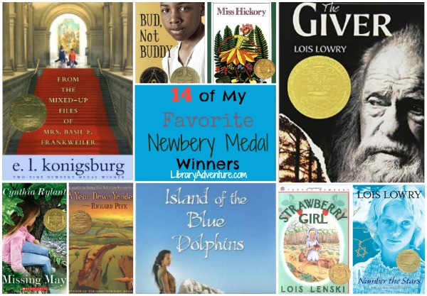Newbery Medal Books for Middle School