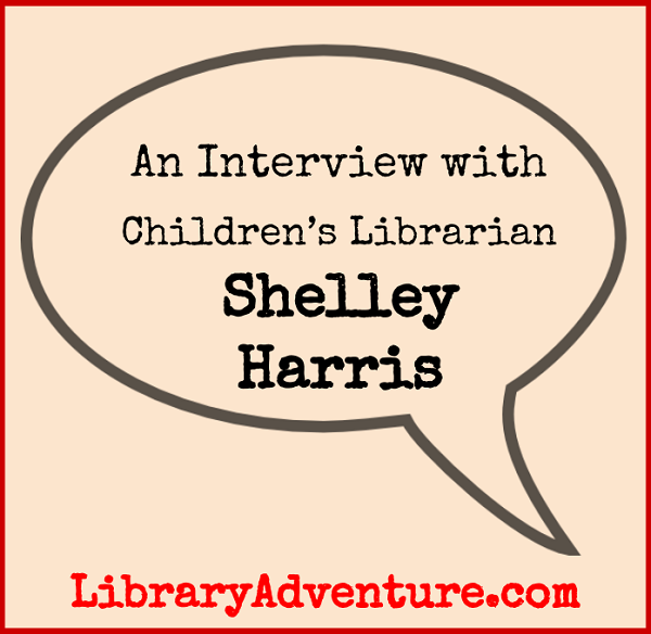 Meet Shelley Harris, Children's Librarian